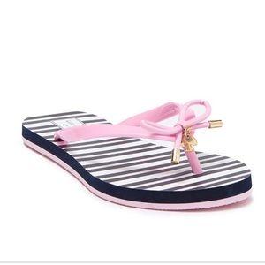 New In Box! Kate Spade ♠️ Nova Flip Flop 8 Pink